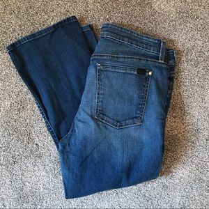 7 For All Mankind Jeans - Jen7 by 7 For All Mankind cropped bootcut, size 12